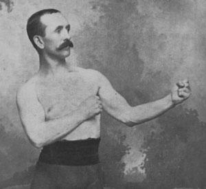 Old school Boxer